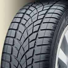 DUNLOP - 255/55  R18 TL 105H SP WINTER 3D  M+S