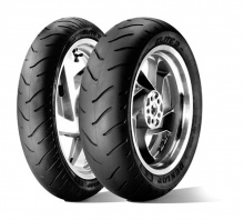 DUNLOP - 200/50R18 76H TL ELITE 3 REAR