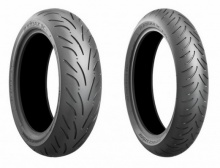 BRIDGESTONE - 90/80 -14 BATTLAX SCOOTER REAR 49P TL
