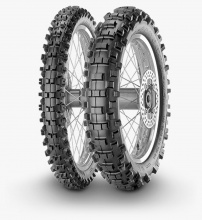 METZELER - 110/80  R18 58M MCE SIX DAYS EX.