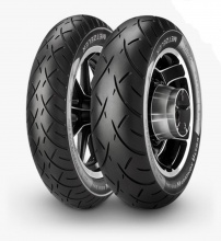 METZELER - 130/80  R17 65H ME888 M.U.WHITEWALL