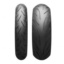 BRIDGESTONE - 200/55 ZR17 BATTLAX S21 REAR (78W) TL