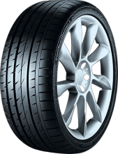 CONTINENTAL - 235/40  R19 92W ContiSportContact 3