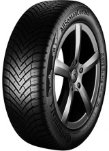 CONTINENTAL - 215/45 WR17 TL 91W  CO ALL SEASON CONTACT XL