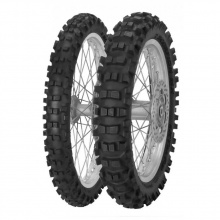 PIRELLI - 90/100-14 NHS 49M SCORPION MX EXTRA JR