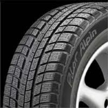 MICHELIN - 205/55  R17 91H PLT. ALPIN 5  M+S