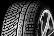 MICHELIN - 225/55 HR17 TL 97H  MI ALPIN PA4 * ZP