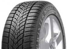 DUNLOP - 255/40  R18 99 V WINTER 4D  MO  XL M+S